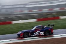 Fin Green (GBR) Rob Boston Racing Ginetta G55