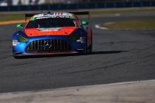 Lawson Aschenbach / Ben Keating / Gar Robinson / Felipe Fraga - Riley Motorsports Mercedes-AMG GT3