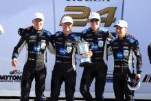 Renger van der Zande / Ryan Briscoe / Scott Dixon / Kamui Kobayashi - Konica Minolta Cadillac DPi-V.R Cadillac DPi