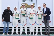 John Edwards / Augusto Farfus / Chaz Mostert / Jesse Krohn - BMW Team RLL BMW M8 GTE