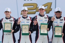 Ben Hanley / Henrik Hedman / Colin Braun / Harrison Newey - DragonSpeed USA ORECA LMP2 07