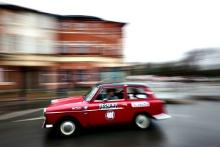 Fergus Miller / Colin Levin Austin A40