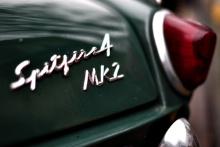 Nuala Dowie / Alek Krstenic Triumph Spitfire