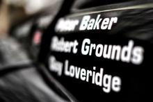Peter Baker / Robert Grounds / Guy Loveridge Daimler Conquest