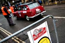 23rd Rallye Monte-Carlo Historique Banbury Passage Control