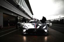 Muna Collard / Francois Perrodo - Mercedes GT3