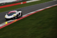 Gus Bowers / Del Sarte / HHC McLaren GT4