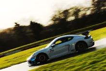 Ambrogio Perfetti - In2 Racing Porsche Cayman