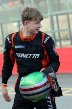 Tom Lebbon - Ginetta Junior