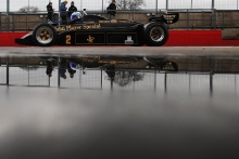 Miles Griffiths - Lotus 91