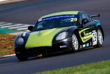 Ashley Marshall (GBR) - Fox Motorsport Ginetta G40