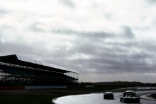 Winter Testing at Silverstone