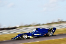 Kaylen Frederick (USA) - Carlin British F3