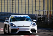 Theo Edgerton - TCR Porsche Cayman GT4