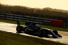 Kaylen Frederick (USA) - Carlin British F3