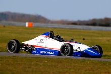Megan Gilkes (CAN) - Kevin Mills Racing Spectrum Formula Ford