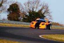 Seb Hopkins (GBR) - Elite Motorsport Ginetta Junior