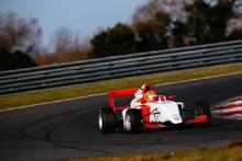Bart Horsten (AUS) - Lanan Racing BRDC British F3