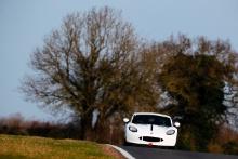William Vincent (GBR) - Elite Motorsport Ginetta Junior