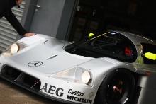 Le Mans Mercedes