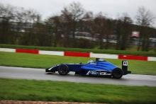 Zak O'sullivan Carlin British F4