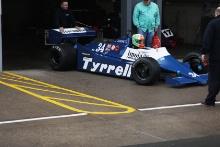 Formula 1 Tyrrell Mike Cantillon
