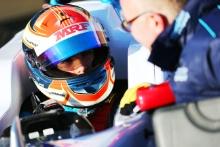 Manaf Hijjawi Douglas Motorsport British F3