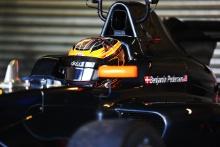 Benjamin Pedersen (DK) Douglas Motorsport British F3