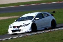 Sam Osborne (GBR) MB Motorsport Honda Civic