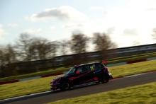 Jack Davidson (GBR) - Lux Motorsport MINI Challenge