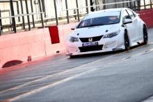 Sam Osborne (GBR) - MB Motorsport Honda Civic
