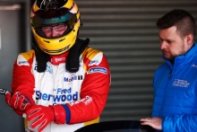 Justin Sherwood (GBR) - Team Parker Racing Porsche Carrera Cup