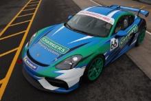 Pete Chamber - JRT Porsche Cayman