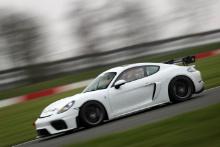 Tom Jackson - Porsche GT4