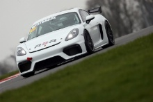 John Westbrook - RBR Porsche Cayman