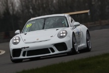 Will Martin - Richardson Porsche Carrera Cup