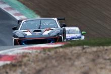 Nick Halstead (GBR) - Fox Motorsport Ginetta G55