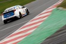 Jake Hill (GBR) - MB Motorsport Honda Civic