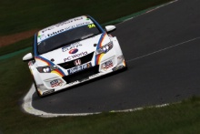 Jake Hill (GBR) - MB Motorsport Honda Civic