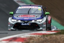Tom Ingram (GBR) - Speedworks Motorsport Toyota Corolla