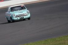 Michael Cullen / Paddy Shovlin JRT Ford Cortina
