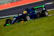 Mathias Zagazeta (PER) - Carlin BRDC F3
