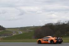 Joshua Jackson  Simon Orange  Orange Racing Powered by JMH Mclaren 570S GT