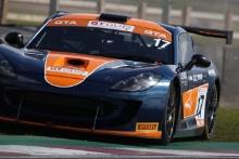 Russ Lindsay  / Patrick Collins  - Orange Racing Powered by JMH Ginetta Ginetta G55