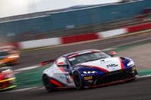 James Guess  / Darren Turner - Feathers Motorsport Aston Martin Vantage AMR GT4