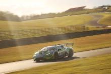 Warren Gilbert  Jensen Lunn  Top Cats Racing Lamborghini Super Trofeo