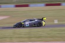 James Simons Fraser Smart Stanbridge Motorsport Lamborghini Super Trofeo