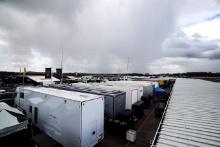GT Cup paddock