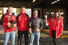 Steve Burgess / Ben Dimmack - Raw Motorsport Radical RXC GT3