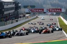 Josep Maria Marti (ESP) Campos Motorsport and Enric Bordas (ESP) Formula de Campeones